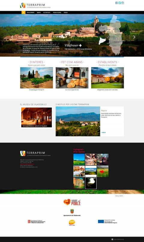 Development of a rural tourism web directory