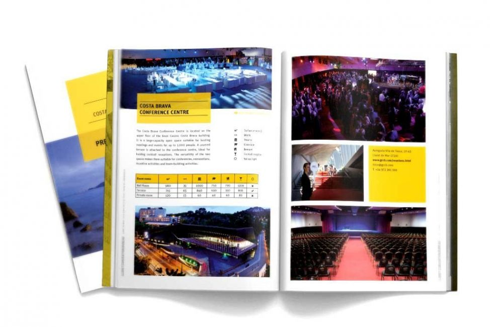 Convention Bureau Brochure Design id212