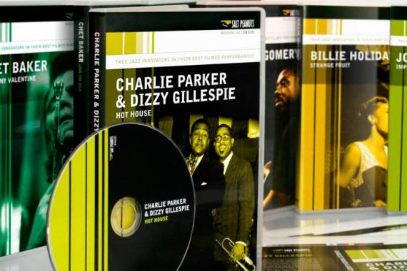 Jazz Collection DVD - Salt Peanuts